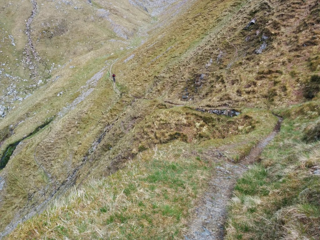 kintail singletrack