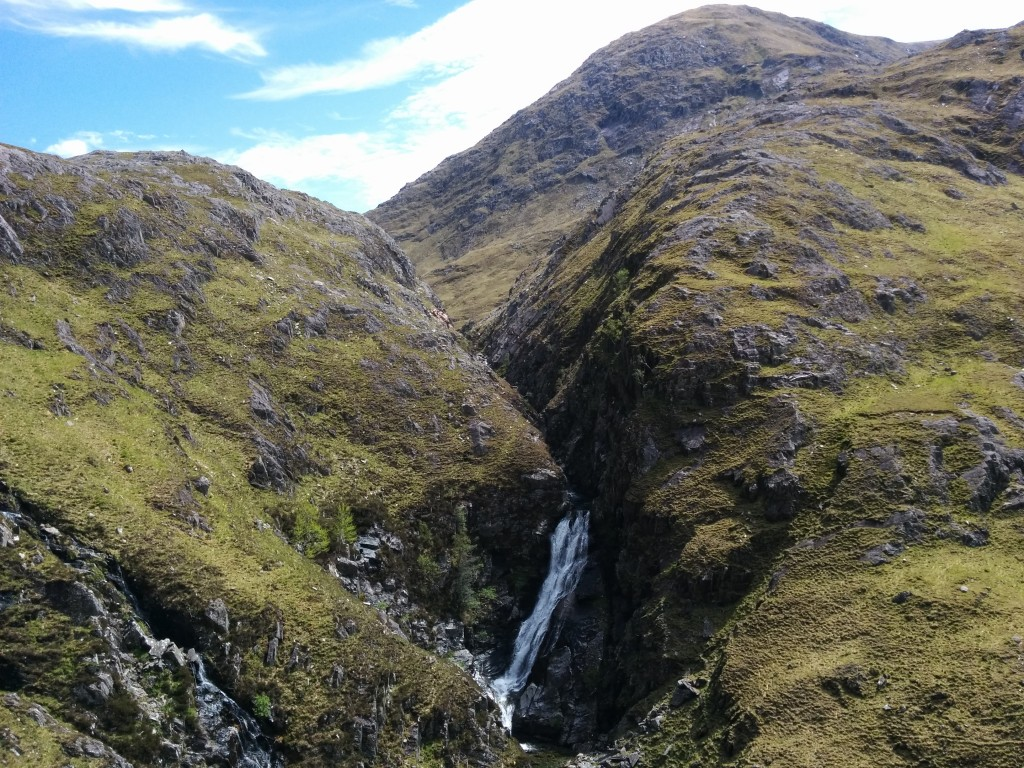 kintail waterfall