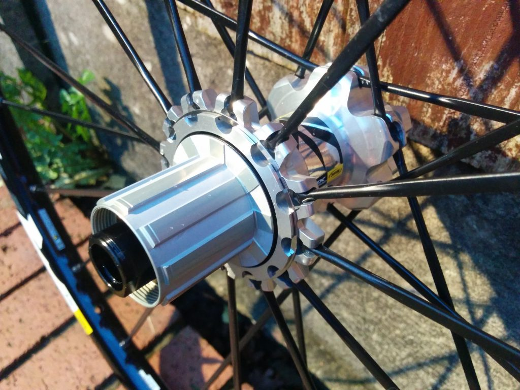 Crossmax XL freehub