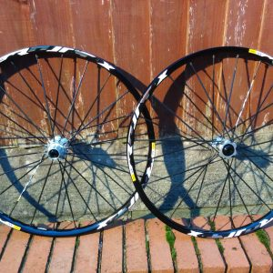 Mavic Crossmax XL wheels